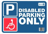 Disabled Parking Sticker Image